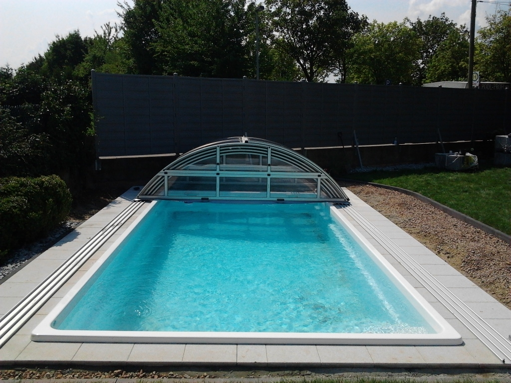 Florida 7 7m 3 5m 1 5m gfk for Pool schwimmbecken